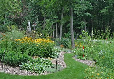 Leslie's gardens