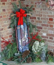 Porch Display