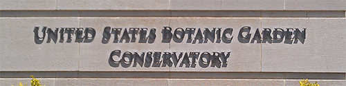 U.S. Botanic Garden Conservatory